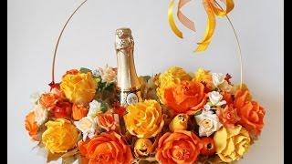 видео Как украсить шампанское на новый год: фото идеи