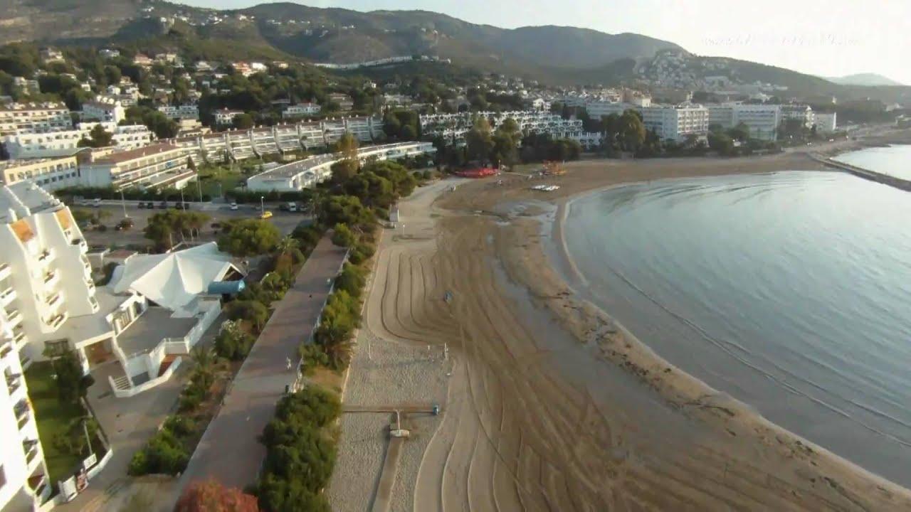 fpv hd alcossebre port and beach las fuentes
