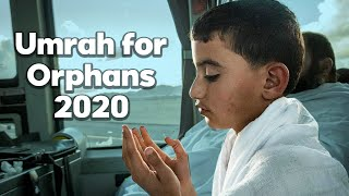 Umrah for Orphans 2020 (January)
