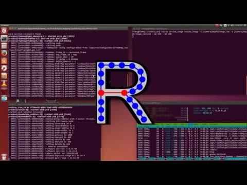 Intel RealSense R200 ROS RTAB-Map