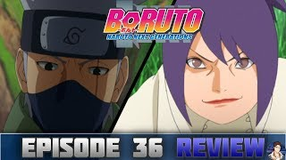 Boruto: Naruto Next Generations Episode 36 Review - THE BELL TEST RETURNS!!