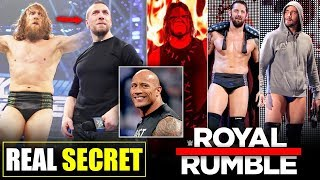 CM Punk Rumble Surprise, The Rock, REAL SECRET Bryan's Hair, Kane, Star Quit, Royal Rumble 2020
