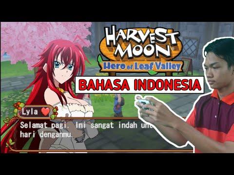 CARA DOWNLOAD HARVEST MOON PS 1 DI ANDROID FULL BAHASA INDONESIA TERBARU 2020.