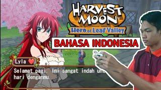 Download lagu Cara download dan pasang game harvest moon hero of leaf valley bahasa indonesia di android