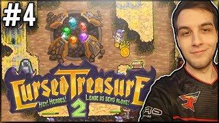 PORZUĆMY PLANY RATOWANIA WSZYSTKICH GEMÓW! - Cursed Treasure 2 #4