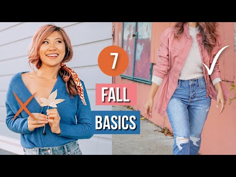 7 FALL BASICS Every Girl Needs! Petite Styling Tips!. http://bit.ly/2GPkyb3