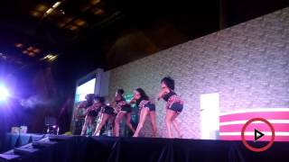 GQ dancers dazzle at the 10TH edition of Untamed