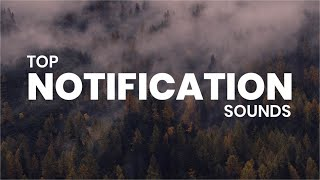 Download Mp3 Top 15 Notification Sounds : 2020