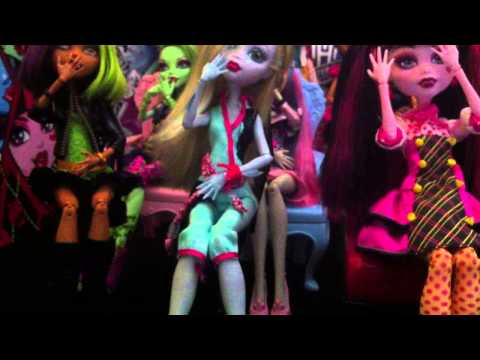 Monster High - der Horrorfilm
