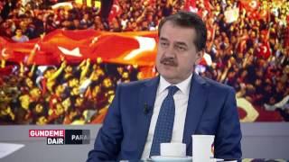 Gündeme Dair - Prof. Dr. Mehmet Emin Özafşar