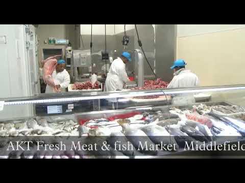 AKT FISH AND MEAT MARKET TORONTO TV ADD