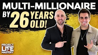 How Rudy Mawer Went From Personal Trainer To A Multi-Millionaire Entrepreneur By 26 Years Old