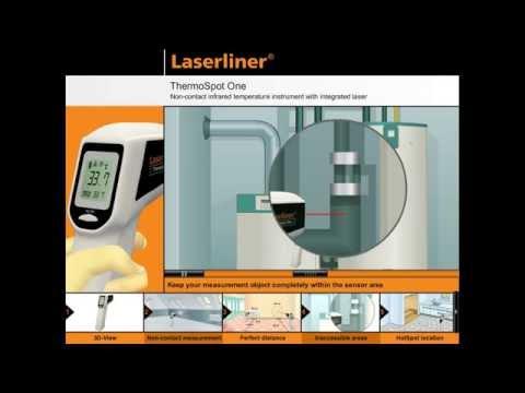 Лазерен термометър LASERLINER ThermoSpot One #Xc23mDtbJX8
