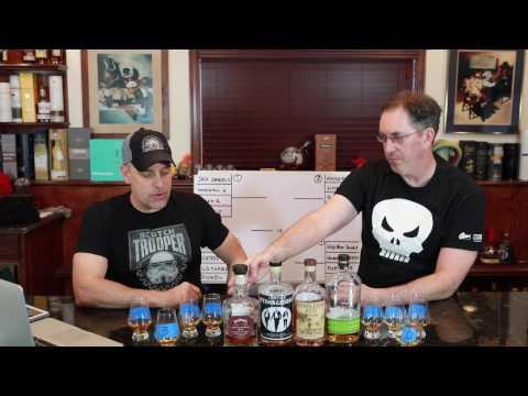 #301 THE Rye Whiskey Shootout Bracket 1 of 4..March Rye Madness Jack Daniel's Rye Bulleit