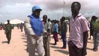 Hundreds of Somali Youth turn up for National Army Recruitment Drive