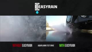 Easyrain  - TestDrive BeforeAndAfter
