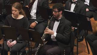 umich symphony band jules massenet ballet music from le cid