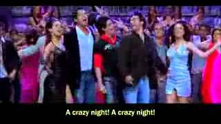 Индийский_клип  всех актёров
