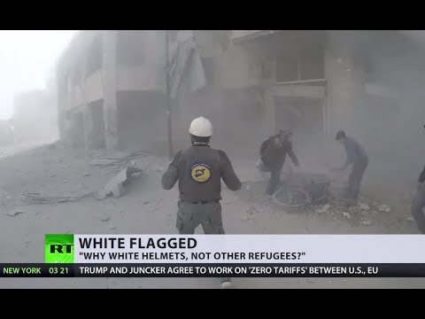 Germany offers asylum to White Helmets, some MPs ask why not to Assange?