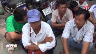 Gambar cover Tin nhanh 24h-  Kiên Giang, triệt xóa ổ đá gà ở phường An Hòa, TP Rạch Giá
