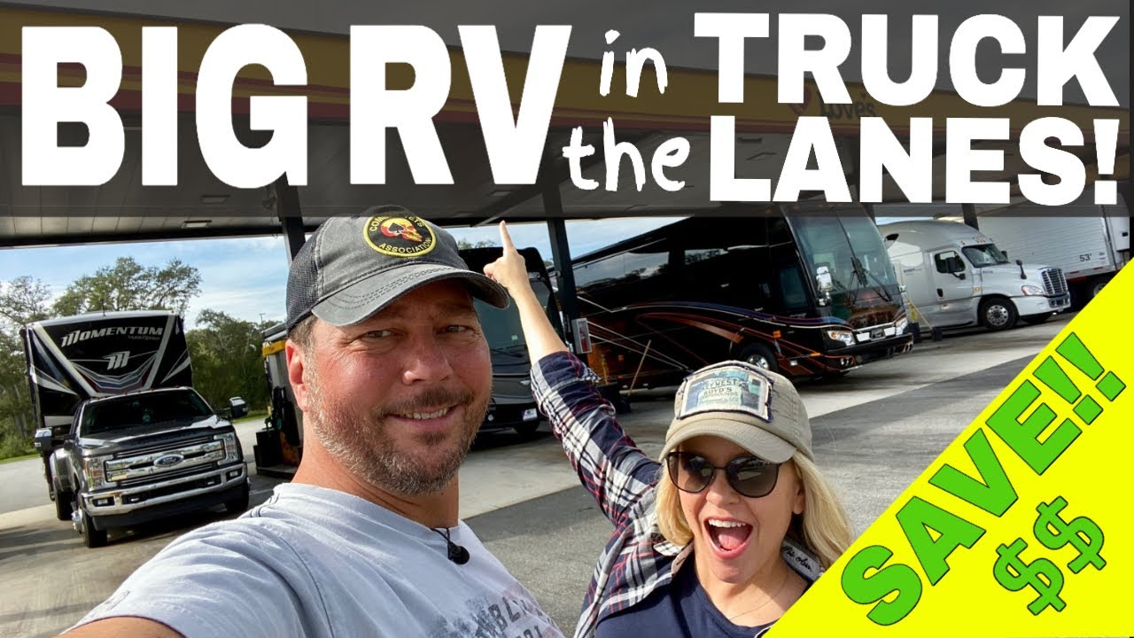 Save Big On Rv Diesel Fuel   Truck Stops