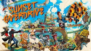 Sunset Overdrive - Gameplay ( PC ) & Character Customization