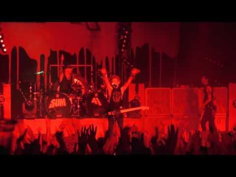 Sum 41 - Fake My Own Death @ Barcelona