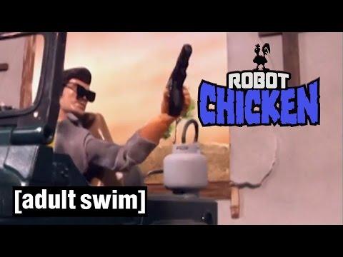 The Best of Grand Theft Auto | Robot Chicken | Adult Swim