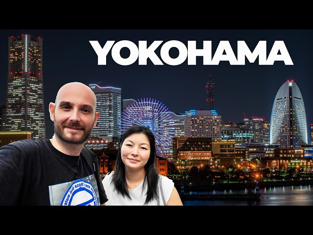 IL MIO COMPLEANNO A YOKOHAMA: +41