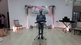 A vida da igreja l Ap 20. 15-20 l Pr. Nilson Melo