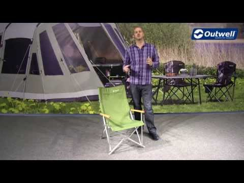 Outwell Duncan Chair | Innovative Family Camping