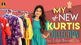 My New Kurtis Collection - Its VG