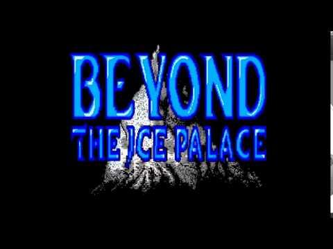 """Beyond the Ice Palace"" title music, Atari ST"