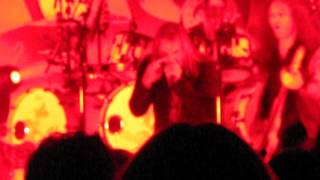Helloween - Nabataea Live, Pakkahuone, Tampere, Finland 30.03.2013