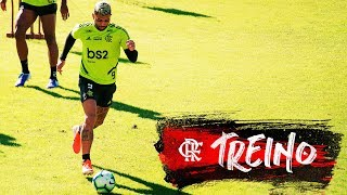 Treino do Flamengo - 24/06/2019