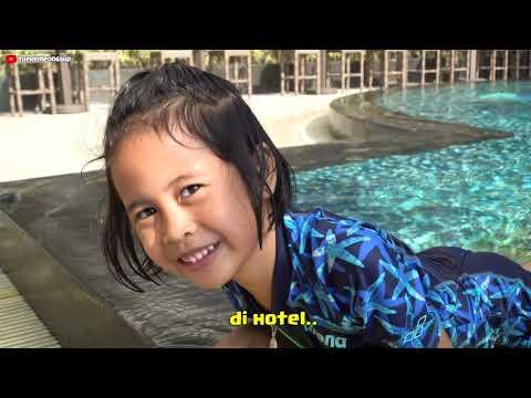 BREAKFAST & BERENANG di Hotel Tentrem Jogja Bye Jogja  TheRempongs