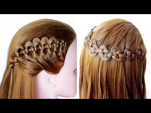 😱  Easy Braid Hairstyle Tutorials 😍 Hairstyle Transformations