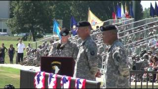 2011   Fort Campbell 101st Airborne Division Change of Command Ceremony