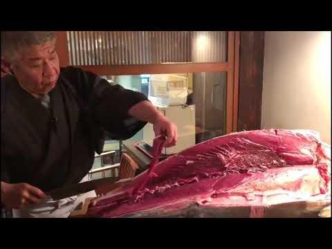 Amazing Chef Somewhere In Japan | KnifeSkills | JapaneseChef | SushiMaster