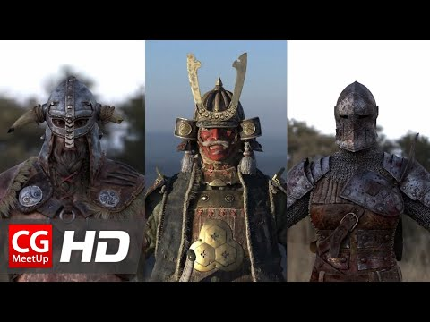 """CGI 3D Breakdown HD """"Making of For Honor"""" by Unit Image 