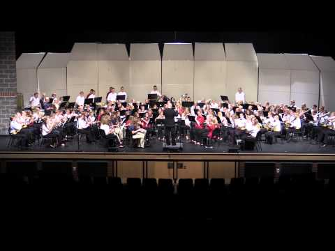 1812 Overture Combined Bands