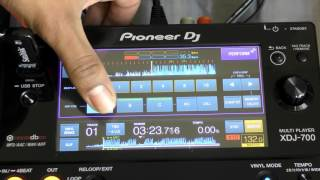 Pioneer XDJ 700 Rekordbox Review