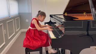 Jessica Hu(7),Claude Debussy:Doctor Gradus ad Parnassum & Moszkowski:Pensee Fugitive Op.94,No.9