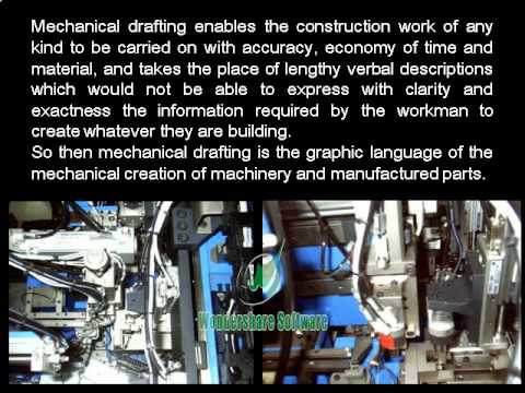 mechanical drafter