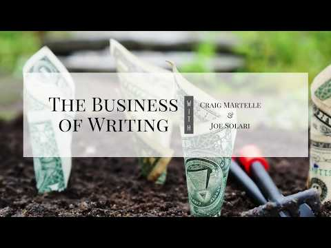 Business of Writing: Back to Basics break even and tracking performance