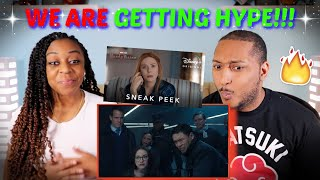 THIS IS GETTING WILD!! | Sneak Peek | Marvel Studios' WandaVision + Episode 4 REACTION (SPOILERS)