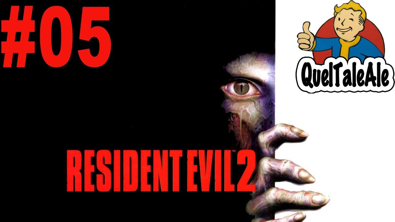 resident evil 2 walkthrough pdf