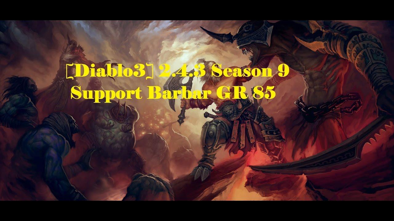 Barbar Season 9