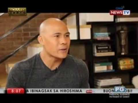 Rovilson Fernandez shares his humble beginnings with Kara David