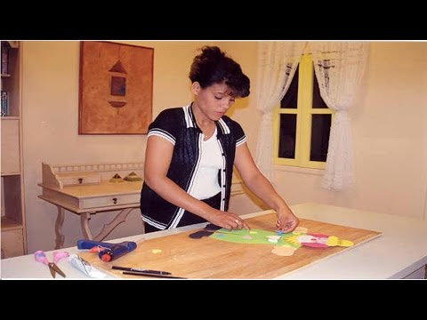 Clique e veja o vídeo Curso Artesanato em Borracha EVA - Trabalho em EVA